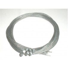 cable de freno tras. 6x6 imp.           *<