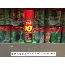 liq.10 funciones de 250 cm.3            *<