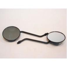 moto espejo b110 smash negro par. (58)  *<
