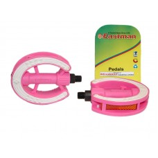 pedal plast. play. grande rosa c/b2424  *<