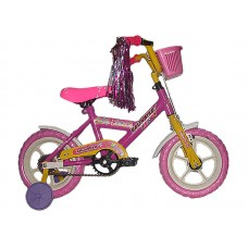 bicic cross r.12 dama  plas-c/f-he-est  *<