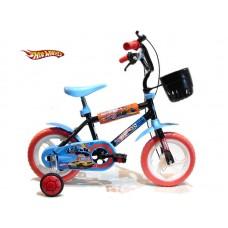 Bicicleta r.12 hotwheels     125001  *<