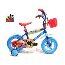 Bicicleta r.12 mickey        123001  *<