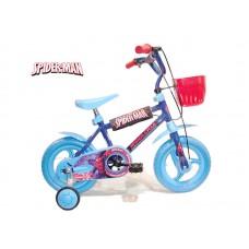 Bicicleta r.12 spiderman     121300  *<
