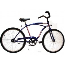 bicicleta play r.24 hombre         des  *<