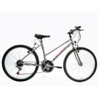 bicicleta t.t. r.24 dama 18/vel      d  *<