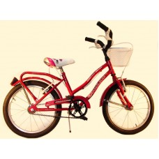 bicicleta primat. r.16 c/f y can   des  *<
