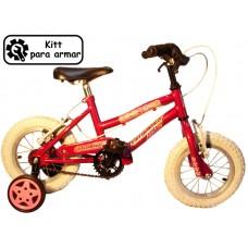 bicikitt playera r.12 dama   c/f y est  *<