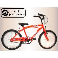 bicikitt playera r.20 hombre c/freno    *<