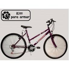 bicikitt t.t. r.26 dama 18/vel          *<