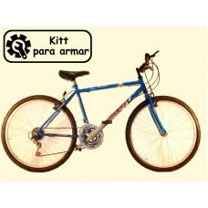 bicikitt t.t. r.26 hombre 18/vel        *<