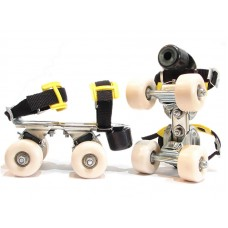 patines ext. r./caucho  (beige) 27-38   *<