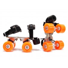 patines ext. r./color (naranja) 27-38   *<