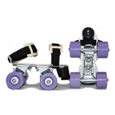 patines ext. r./color (violeta) 27-38   *<