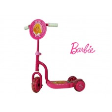 Scooter 3 ruedas barbie              *<