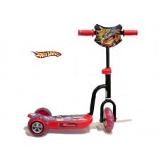 Scooter 3 ruedas hotwheels           *<