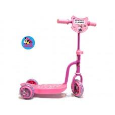 Scooter 3 ruedas minnie      331110  *<
