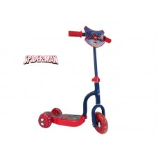 Scooter 3 ruedas spiderman           *<