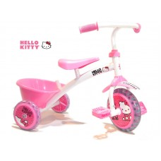 Triciclo c/manija hello kitty  308000  *<